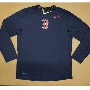 Nike MLB Boston Red Sox T-Shirt Men's Us Size XL